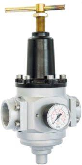 """Regulator R130 – R130/2"""" Aluminium - seria standard"""