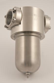 Filtr F315 M – F320 M odpowiedni do cieczy i gazów