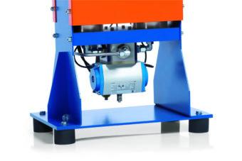 Stabilny montaż osuszacza adsorpcyjnego
