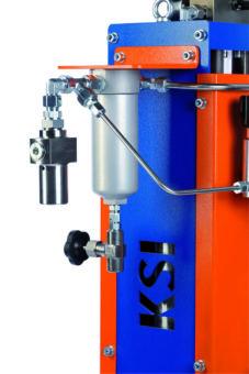 Filtry sprężonego powietrza w zestawie z osuszaczem