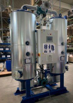 Osuszacz adsorpcyjny regenerowany na gorąco ATW V250
