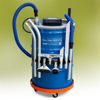 Odkurzacz pneumatyczny do wiórów z filtrem HEPA