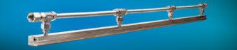 Zestaw hydrauliczny do noża powietrznego ze stali nierdzewnej