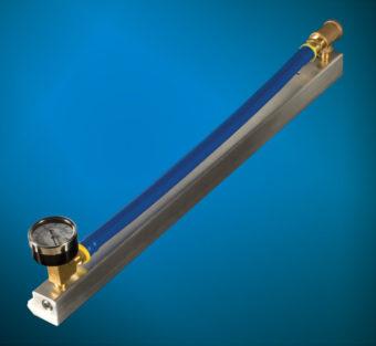 Zestaw hydrauliczny z manometrem