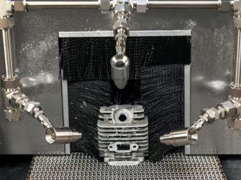 Przeguby montażowe do dysz umożliwiają ustawienie ich pod odpowiednim kątem