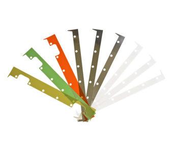 Podkładki regulacyjne do noża powietrznego