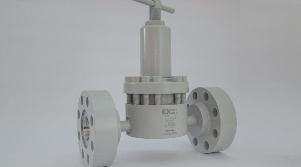 Reduktor ciśnienia dla przemysłu FPSO