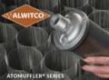 Tłumiki hałasu Alwitco seria Atomuffler
