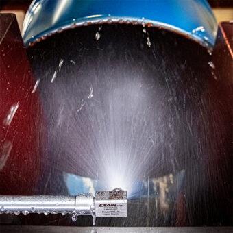 Ciśnieniowe rozpylanie cieczy w przemyśle